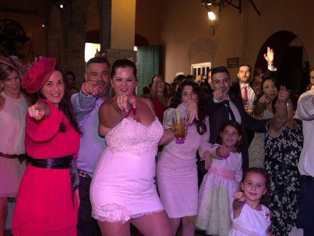 La boda de Ángel y Elizabeth en Sevilla, Sevilla 18
