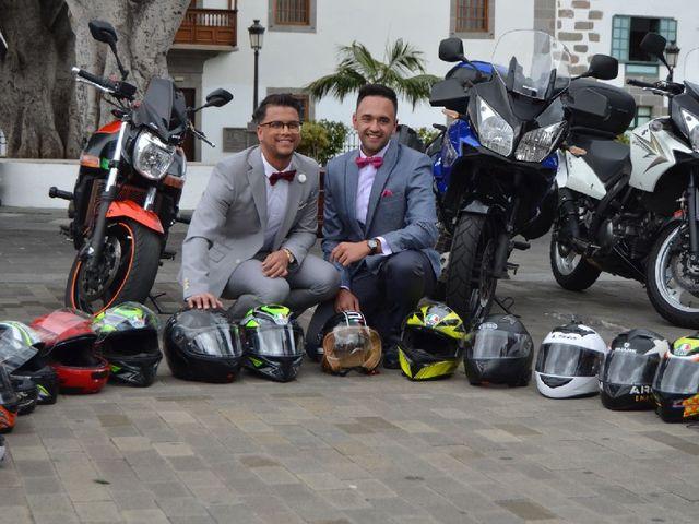 La boda de Ari y Juanfra en Telde, Las Palmas 5