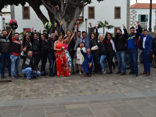 La boda de Ari y Juanfra en Telde, Las Palmas 6