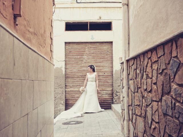La boda de Rubén y Lidia en Murcia, Murcia 15