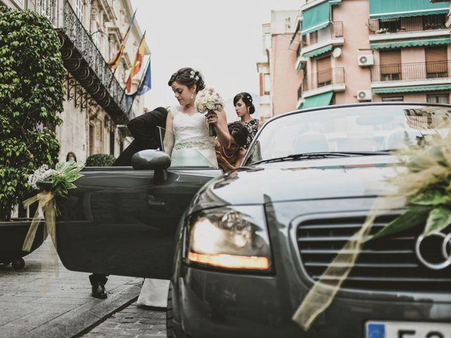 La boda de Rubén y Lidia en Murcia, Murcia 22