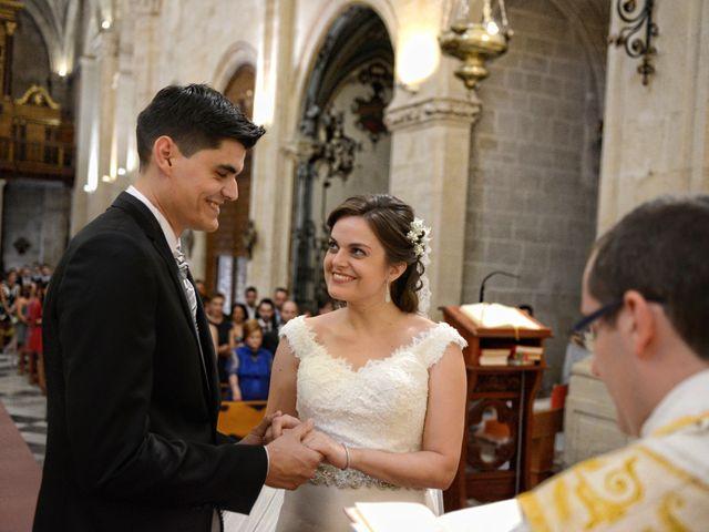 La boda de Rubén y Lidia en Murcia, Murcia 25