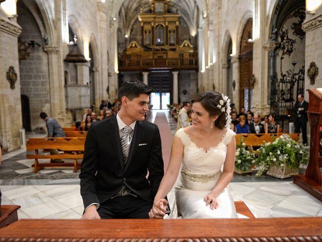 La boda de Rubén y Lidia en Murcia, Murcia 26