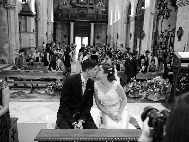 La boda de Rubén y Lidia en Murcia, Murcia 27