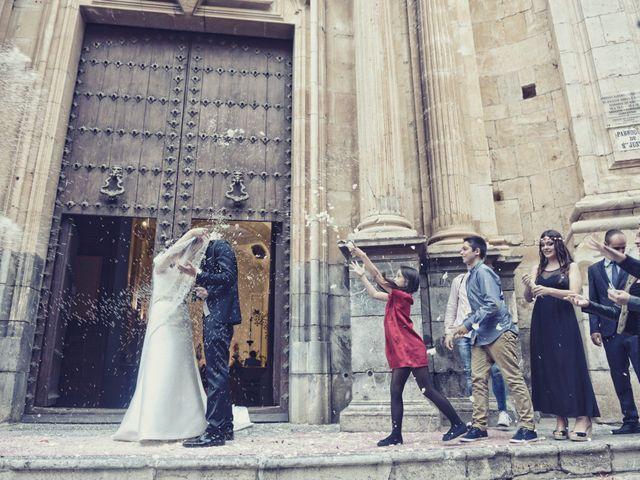 La boda de Rubén y Lidia en Murcia, Murcia 30