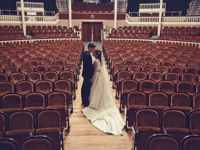 La boda de Rubén y Lidia en Murcia, Murcia 33