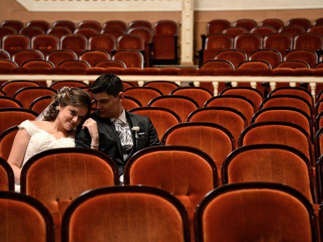 La boda de Rubén y Lidia en Murcia, Murcia 35