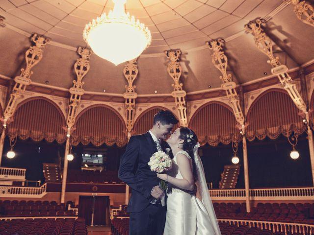 La boda de Rubén y Lidia en Murcia, Murcia 36