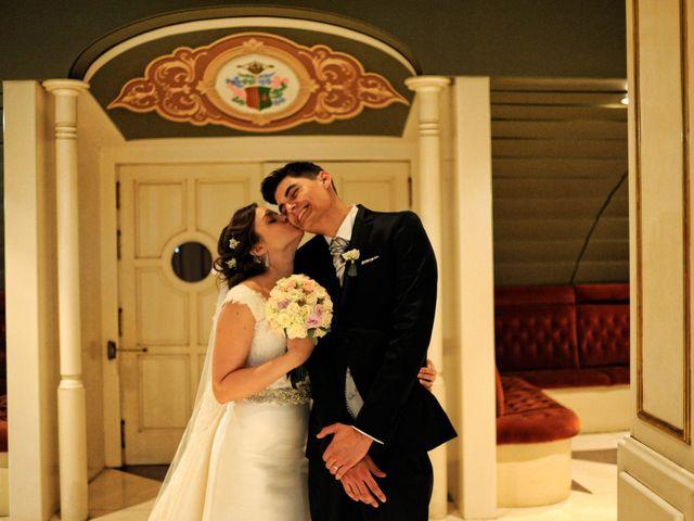 La boda de Rubén y Lidia en Murcia, Murcia 39