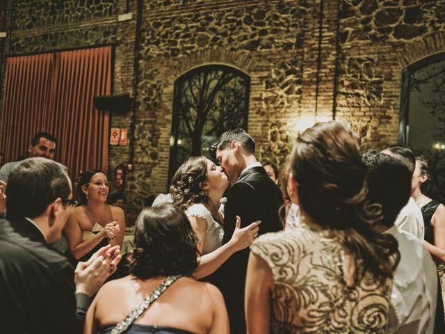 La boda de Lidia y Rubén