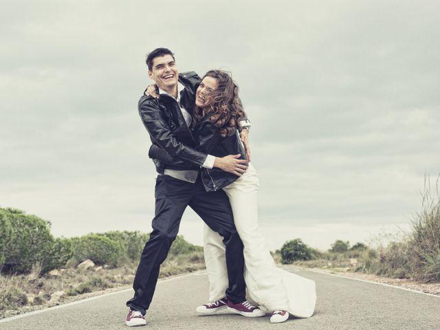 La boda de Rubén y Lidia en Murcia, Murcia 49