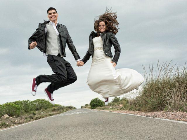 La boda de Rubén y Lidia en Murcia, Murcia 50