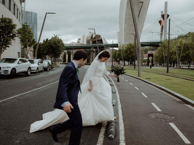 La boda de Jose  y Teresa  en Bilbao, Vizcaya 1