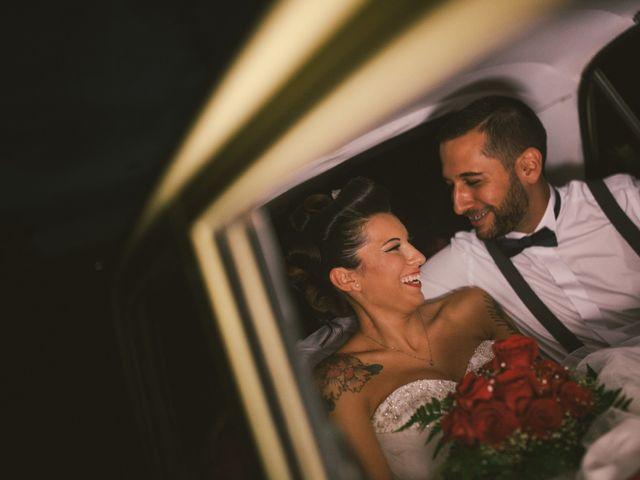 La boda de Alejandro  y Lidia  en Velez Malaga, Málaga 4