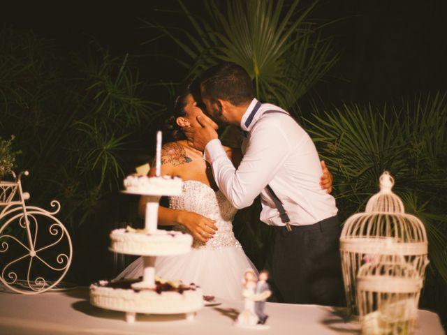 La boda de Alejandro  y Lidia  en Velez Malaga, Málaga 5