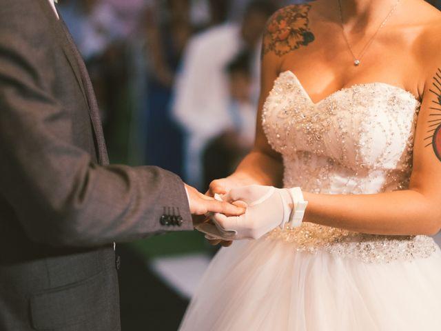 La boda de Alejandro  y Lidia  en Velez Malaga, Málaga 7