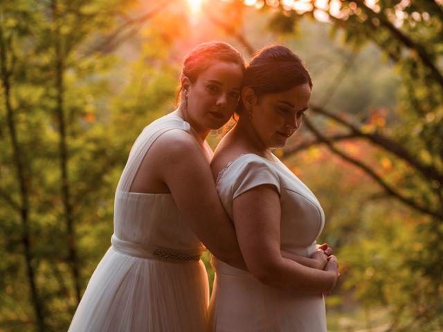 La boda de Mariló y Paloma