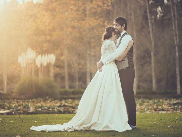 La boda de Susana y Óscar