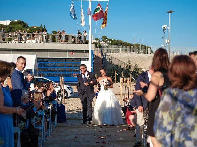 La boda de Aleix y Berta en Arenys De Mar, Barcelona 12
