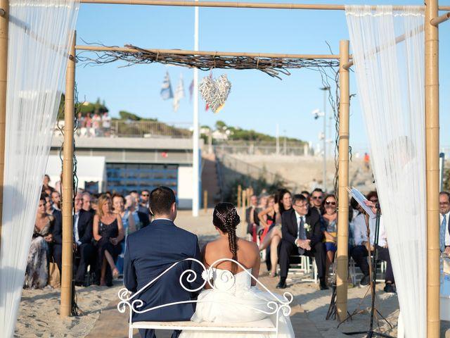 La boda de Aleix y Berta en Arenys De Mar, Barcelona 13