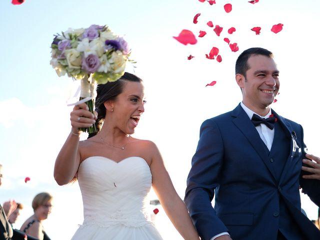 La boda de Aleix y Berta en Arenys De Mar, Barcelona 15