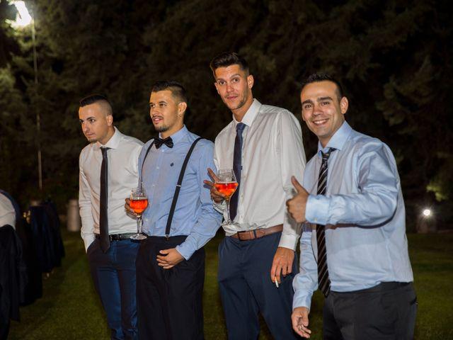 La boda de Roberto y Alexia en Navalcarnero, Madrid 41