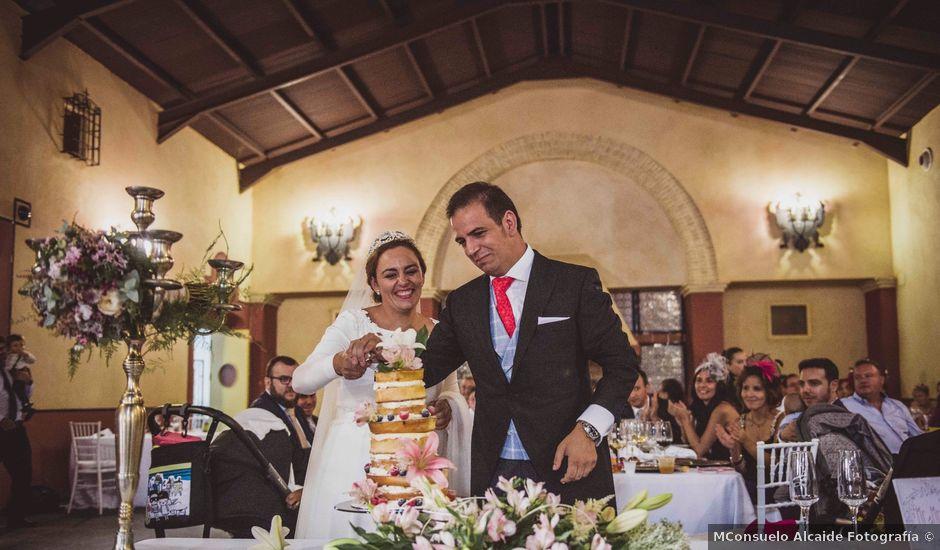 La boda de David y Obdulia en Dos Hermanas, Sevilla