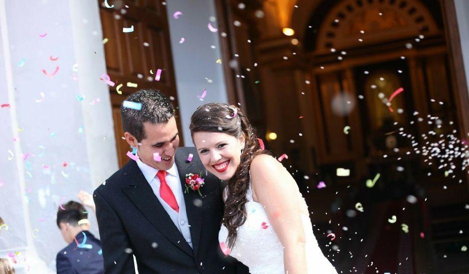 La boda de Jose Luis y Rebeca en San Miguel De Salinas, Alicante