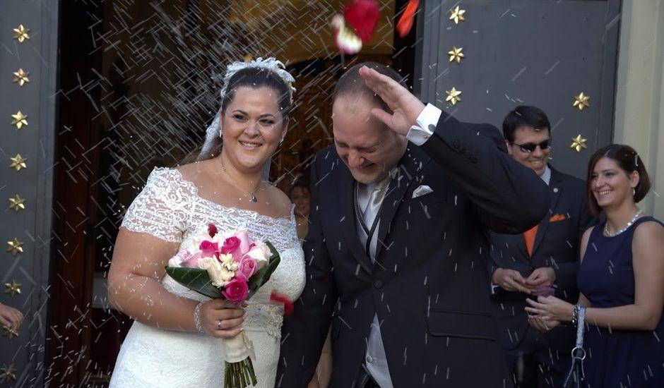 La boda de Ángel y Elizabeth en Sevilla, Sevilla