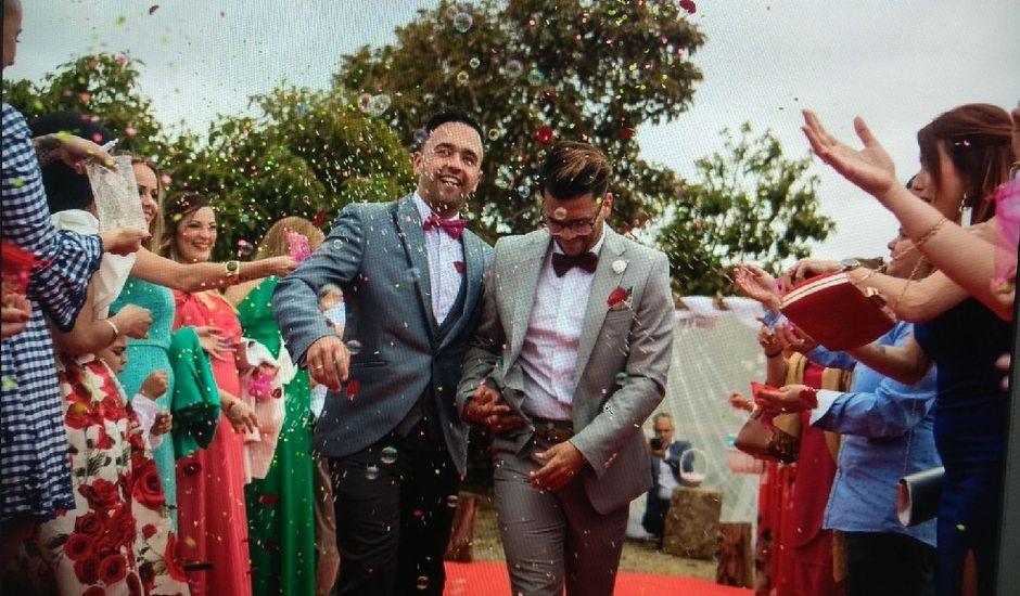 La boda de Ari y Juanfra en Telde, Las Palmas
