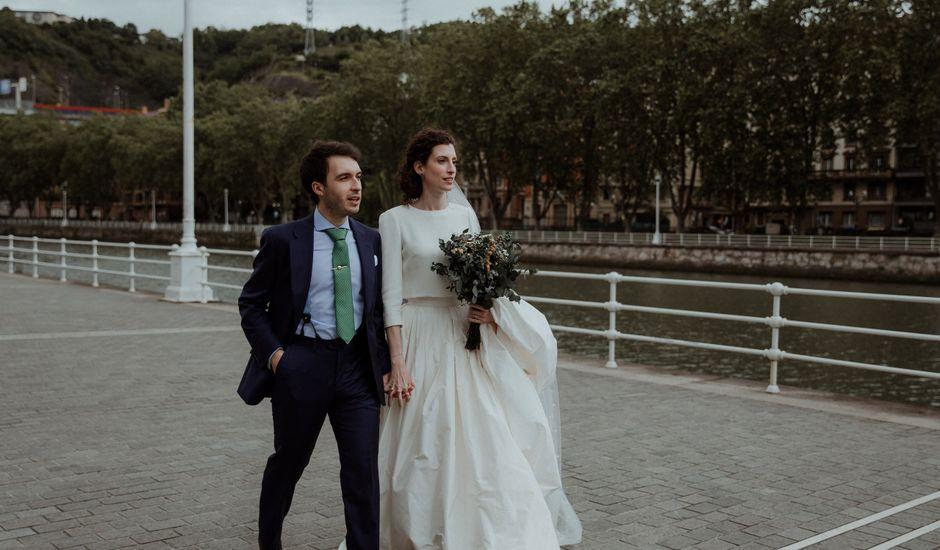 La boda de Jose  y Teresa  en Bilbao, Vizcaya