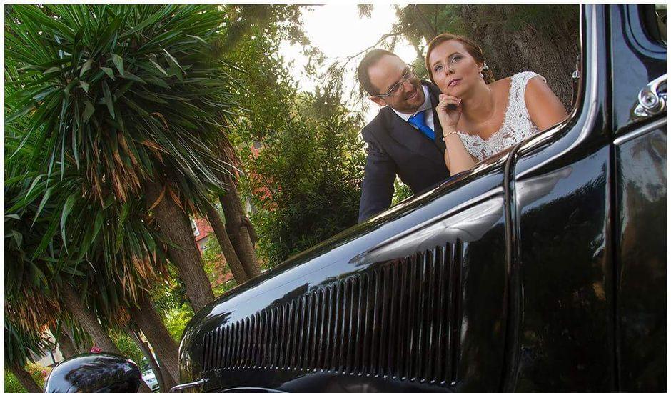 La boda de Alejandro y Vanessa en Algeciras, Cádiz