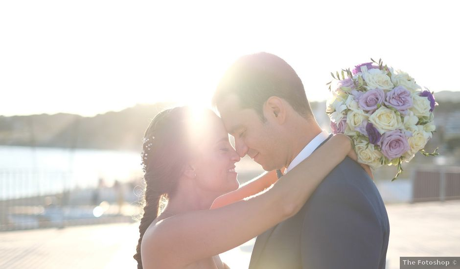 La boda de Aleix y Berta en Arenys De Mar, Barcelona