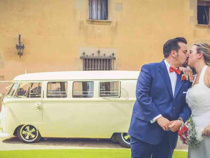 La boda de Jessica y Xavi