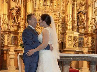 La boda de Malen y Javi 1