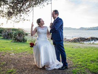 La boda de Malen y Javi