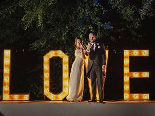 La boda de Isa y Chemi