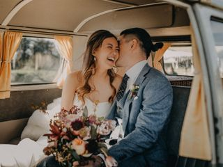 La boda de Enny y Karl