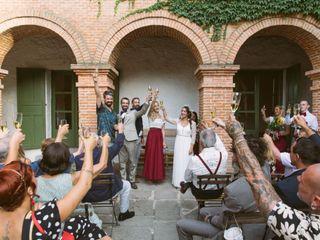 La boda de Idoya y David