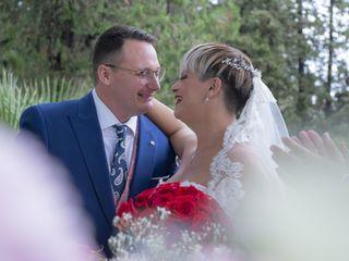 La boda de Nayara y Manuel