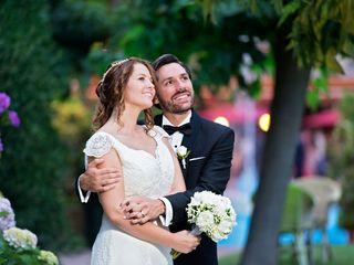 La boda de Patricia y Enique