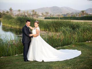 La boda de Vanesa y Víctor