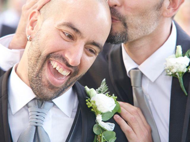 La boda de Antonio  y Aida  en Málaga, Málaga 26