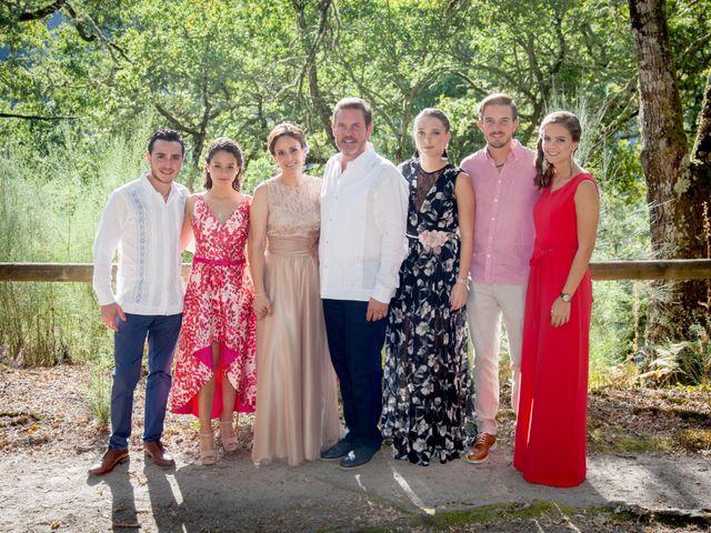 La boda de Javier y Conchi en Nogueira De Ramuin, Orense 2