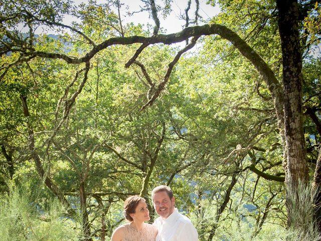 La boda de Javier y Conchi en Nogueira De Ramuin, Orense 5