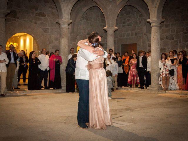 La boda de Javier y Conchi en Nogueira De Ramuin, Orense 10