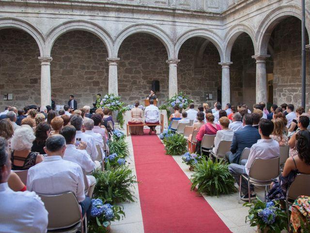 La boda de Javier y Conchi en Nogueira De Ramuin, Orense 15