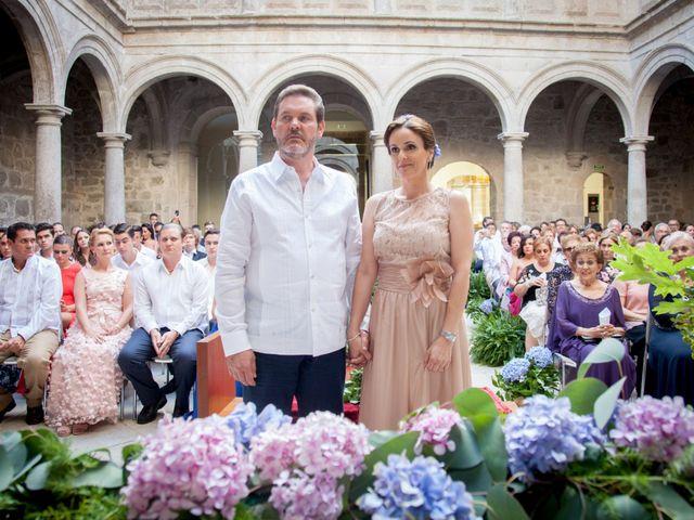 La boda de Javier y Conchi en Nogueira De Ramuin, Orense 16