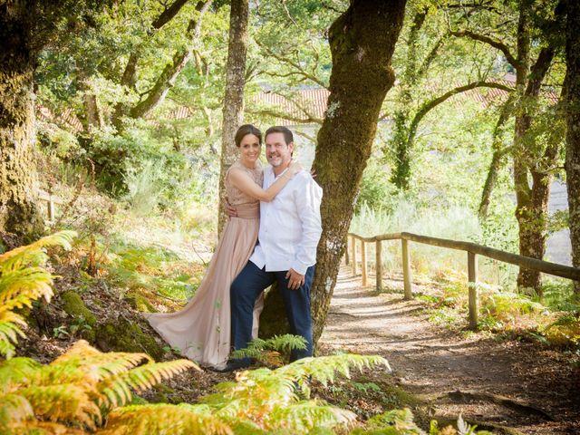 La boda de Javier y Conchi en Nogueira De Ramuin, Orense 20