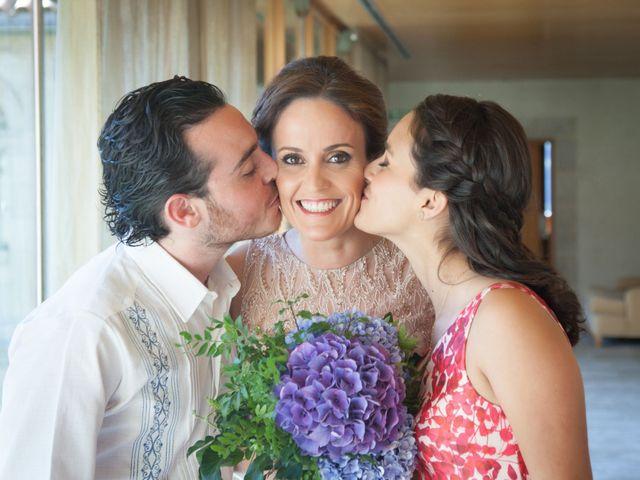 La boda de Javier y Conchi en Nogueira De Ramuin, Orense 21